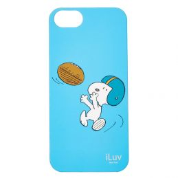 COVER ILUV SNOOPY BLU...