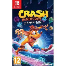 Switch Crash Bandicoot 4 -...