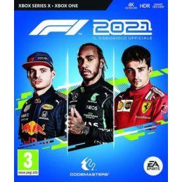 XBOX Serie X F1 2021 X/XONE EU