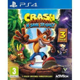 PS4 Crash Bandicoot N.Sane...