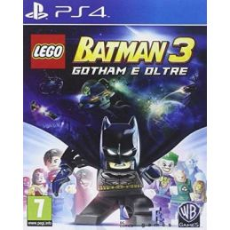 PS4 LEGO Batman 3: Gotham e Oltre