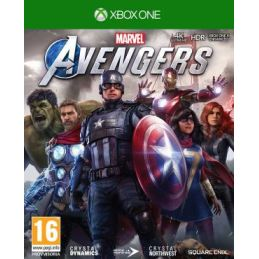 XBOX ONE Marvel's Avengers EU
