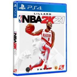 PS4 NBA 2K21 EU