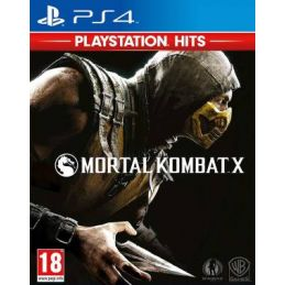 PS4 Mortal Kombat X - PS Hits