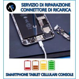 RIPARAZIONE CONNETTORE DI...