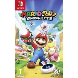 Switch Mario + Rabbids...