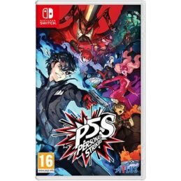 Switch Persona 5 Strikers EU