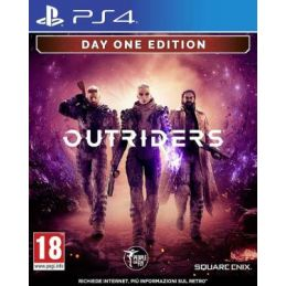 PS4 Outriders EU - Day One...