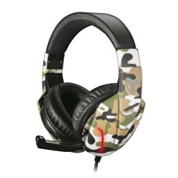 CUFFIE GAMING CAMOUFLAGE...
