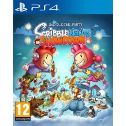 PS4 Scribblenauts: Showdown